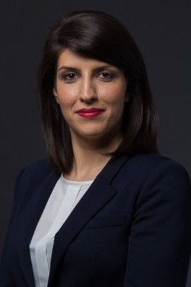 Monica Costache, Ascentor